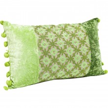 Coussin Green Ornaments 30x50cm Kare Design
