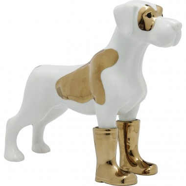 Déco Dog in Boots 19cm Kare Design