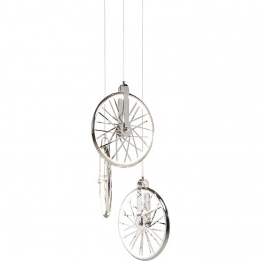 Suspension Bicycle LED Kare Design