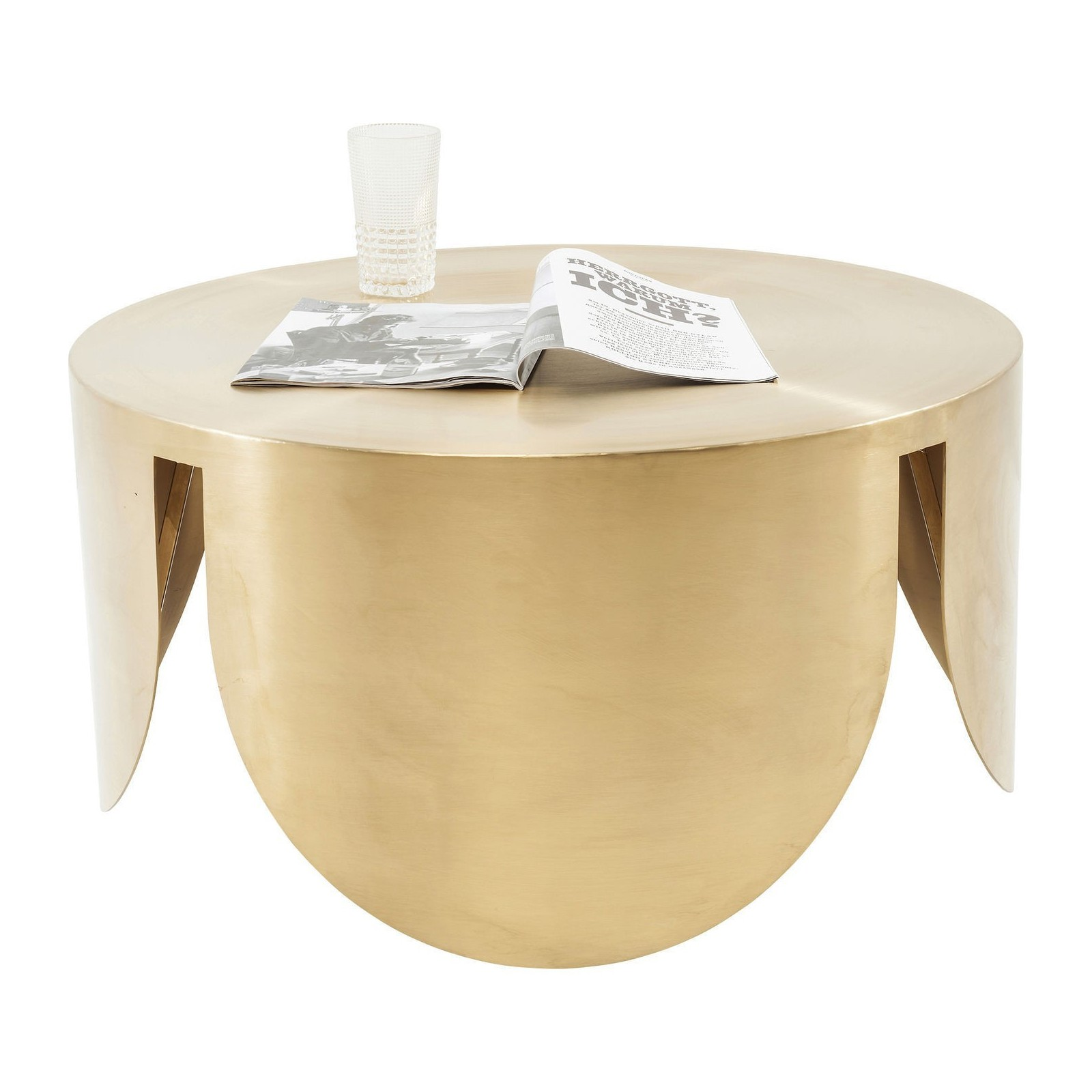 Table basse r tro dor new wave kare design for Table basse design 80 cm