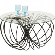 Table basse Wire Ball 80cm Kare Design