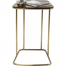 Table d'appoint Miami Gardens noix Kare Design