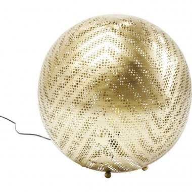 Lampadaire Stardust Spikes shiny Kare Design