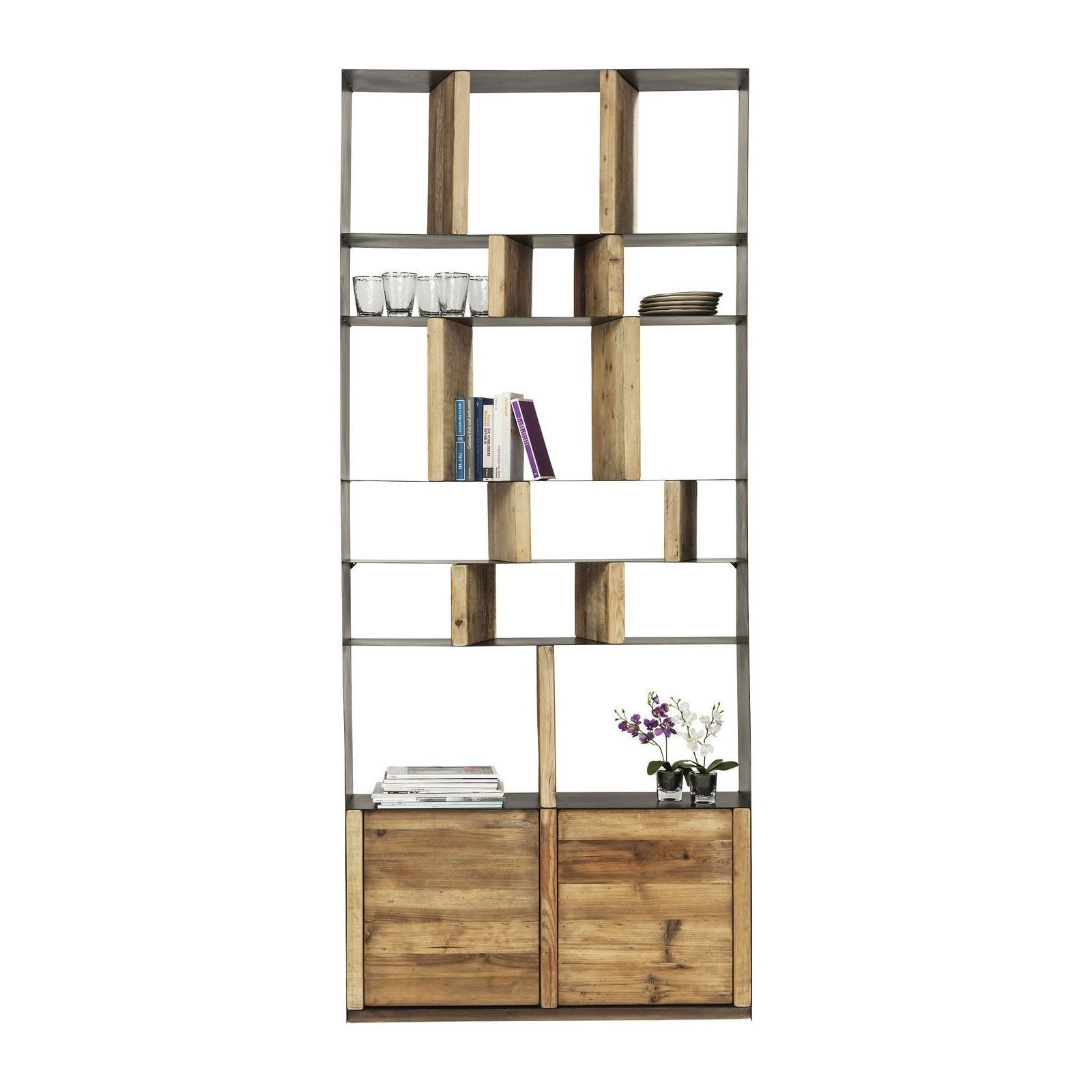 etagere avec porte fashion designs. Black Bedroom Furniture Sets. Home Design Ideas
