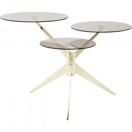 Table basse Bonsai Tre laiton Kare Design