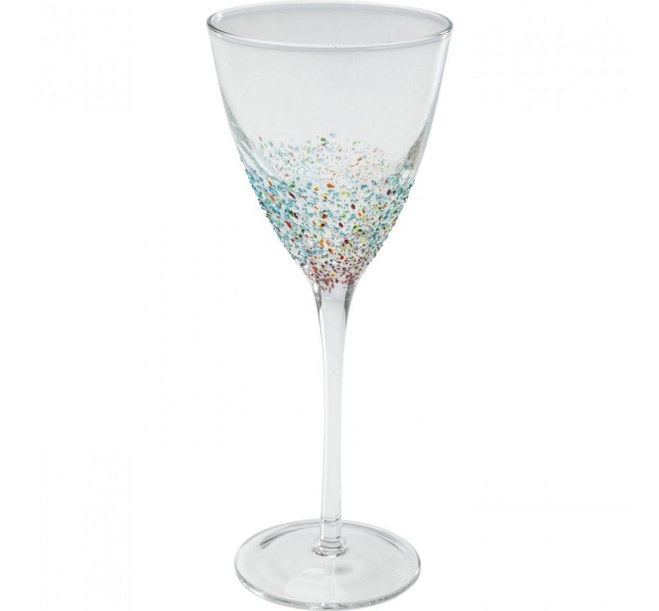 Verre à vin Marino set de 6 Kare Design