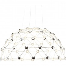 Suspension Modular rond LED 82cm Kare Design