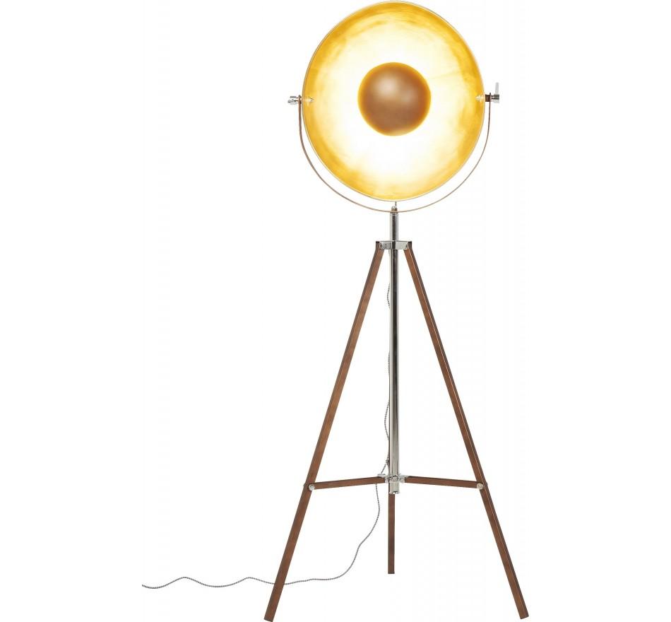 Lampadaire Dottore cuivre Kare Design