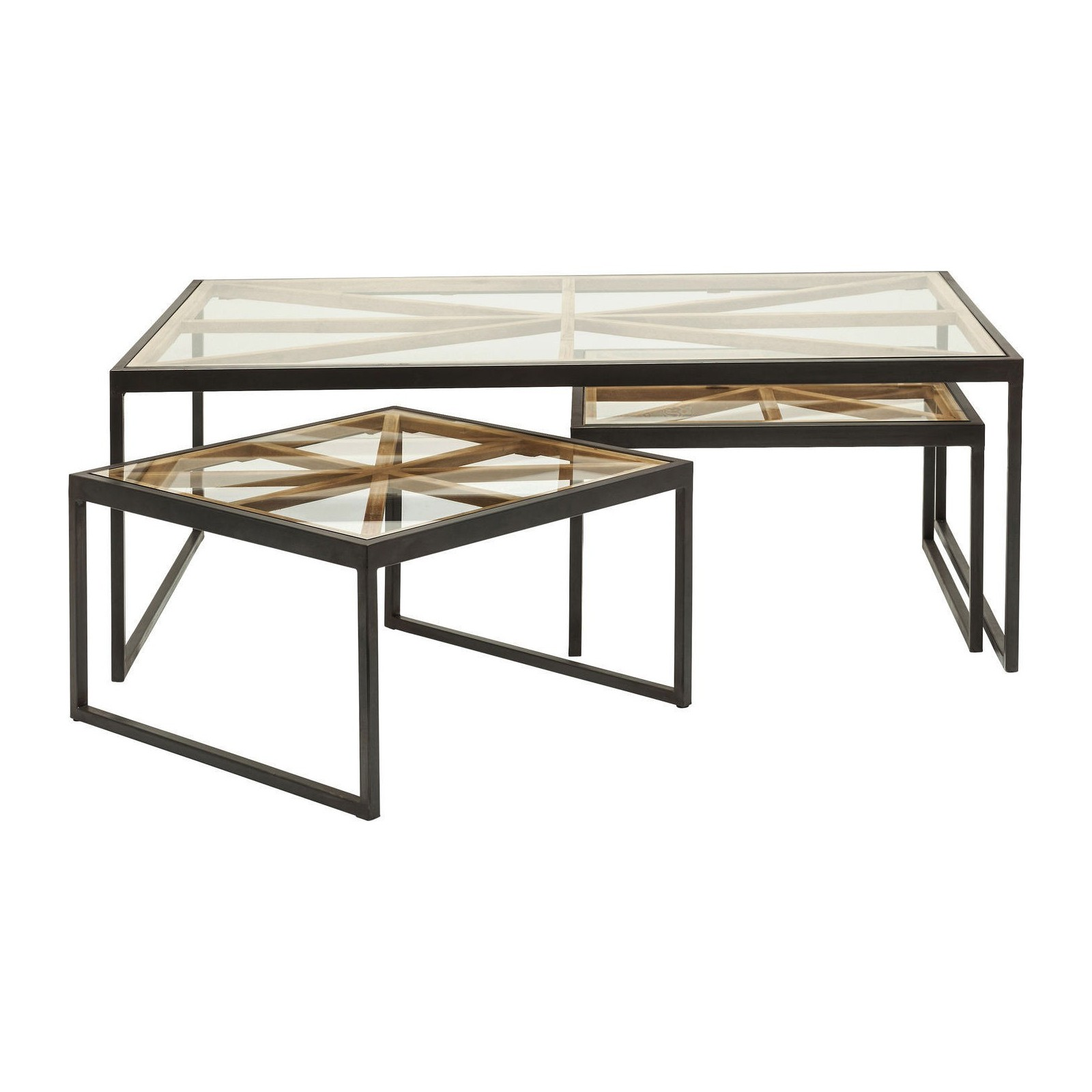 table-basse-beam-set-de-3-kare-design Meilleur De De Table Basse Relevable Extensible