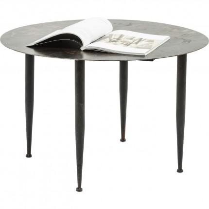Table d'appoint Vintage Letters 70cm Kare Design