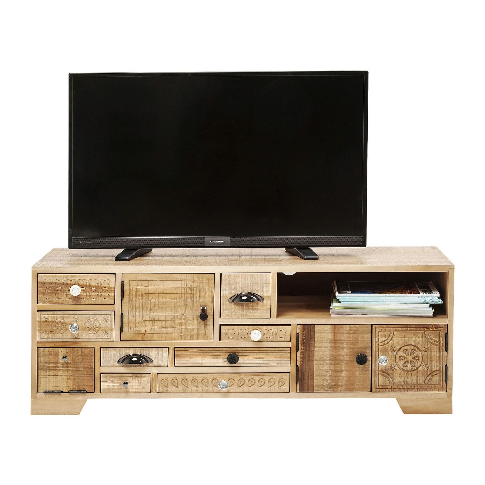 Meuble tv purezza kare design - Meuble kare design ...