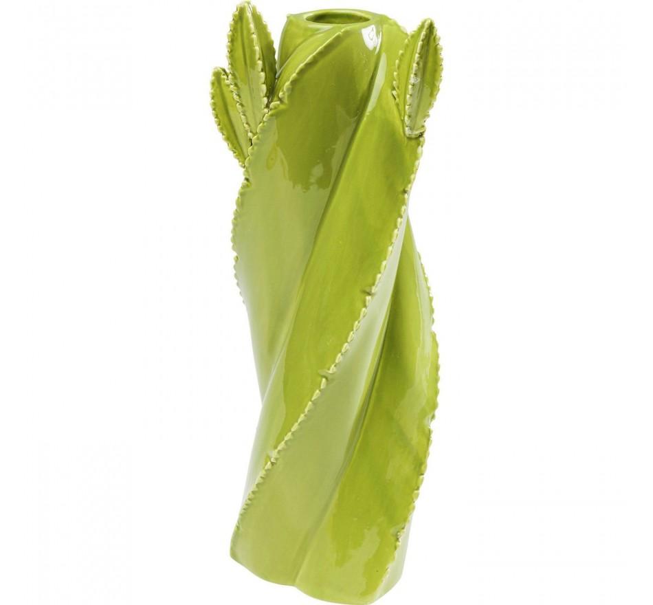 Vase Cactus Swirl 37cm Kare Design