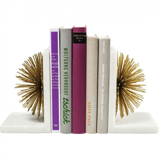 Serre-livres Sunbeam set de 2 Kare Design