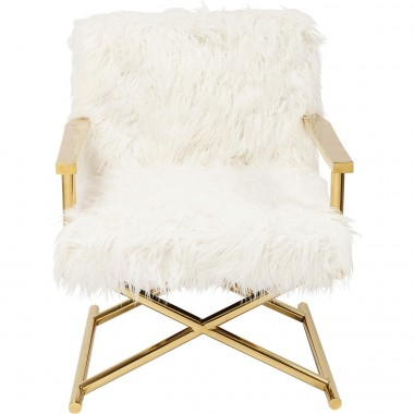 Fauteuil Mr. Fluffy Kare Design