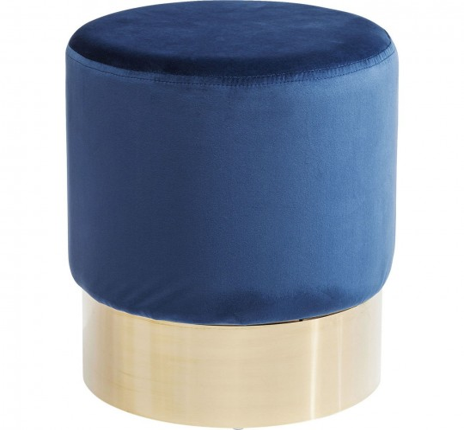 Tabouret Cherry bleu Kare Design