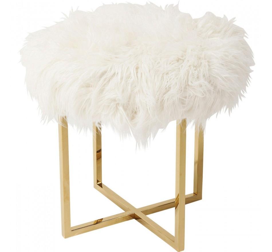 Tabouret Mr. Fluffy Kare Design
