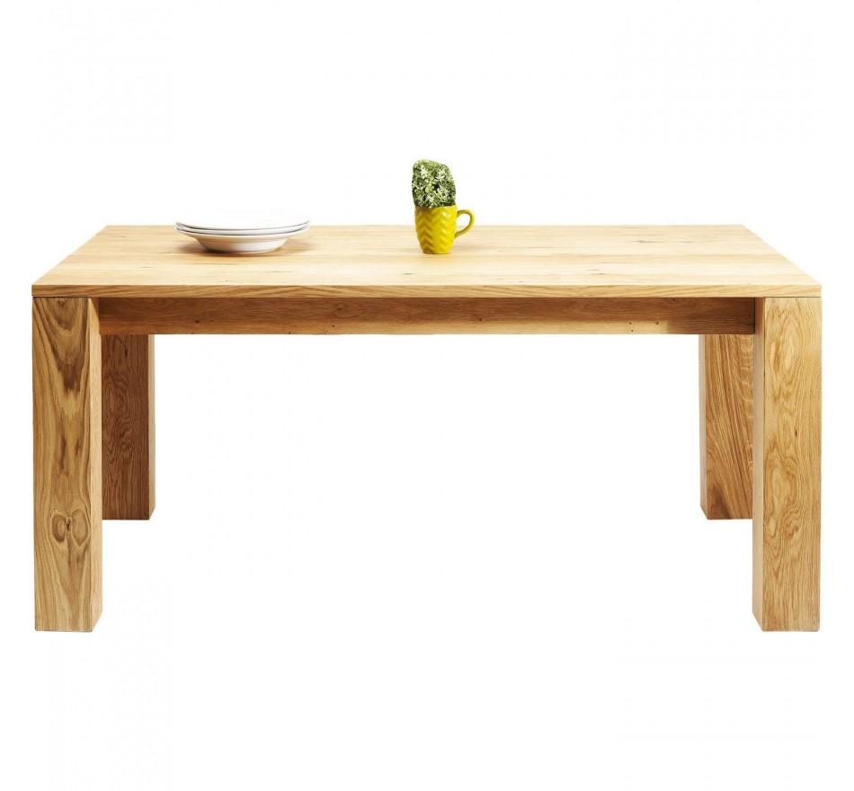 Table à rallonges Cena 240x90cm Kare Design