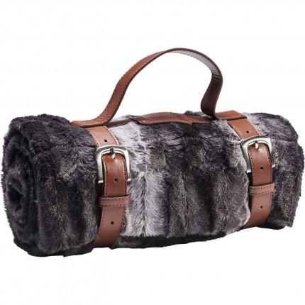 Plaid Fur fourrure Mix 150x200cm Kare Design