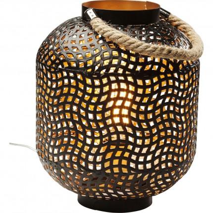 Lampe de table Chain rond 30cm Kare Design