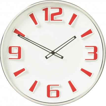 Horloge murale Chambre 45cm Kare Design
