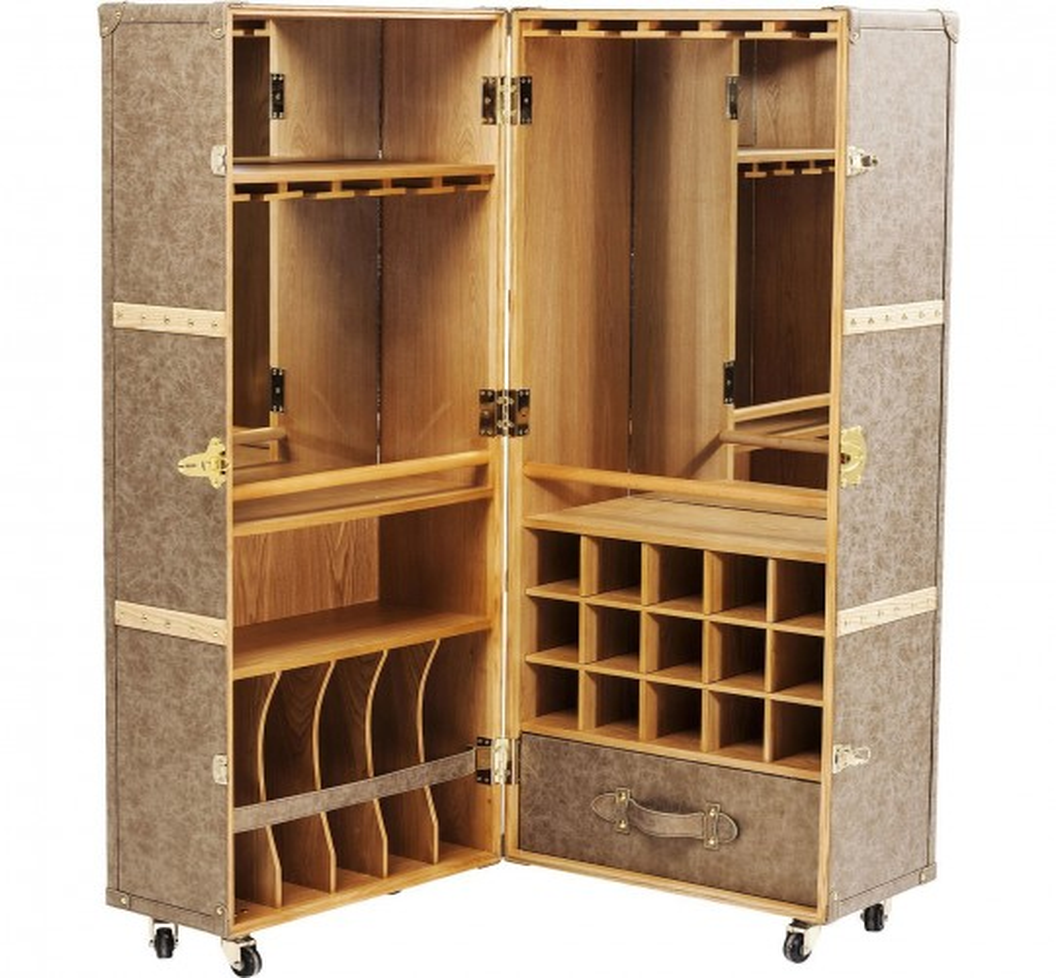 Bar-coffre West Coast Kare Design