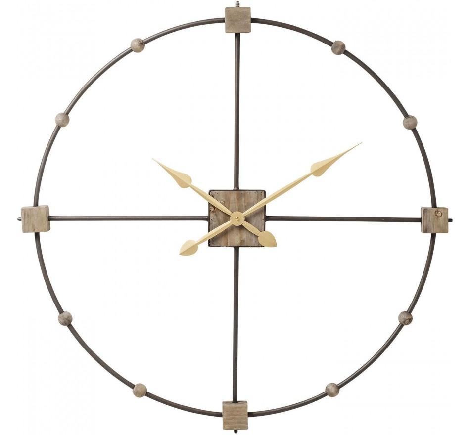 Horloge murale Beam 85cm Kare Design