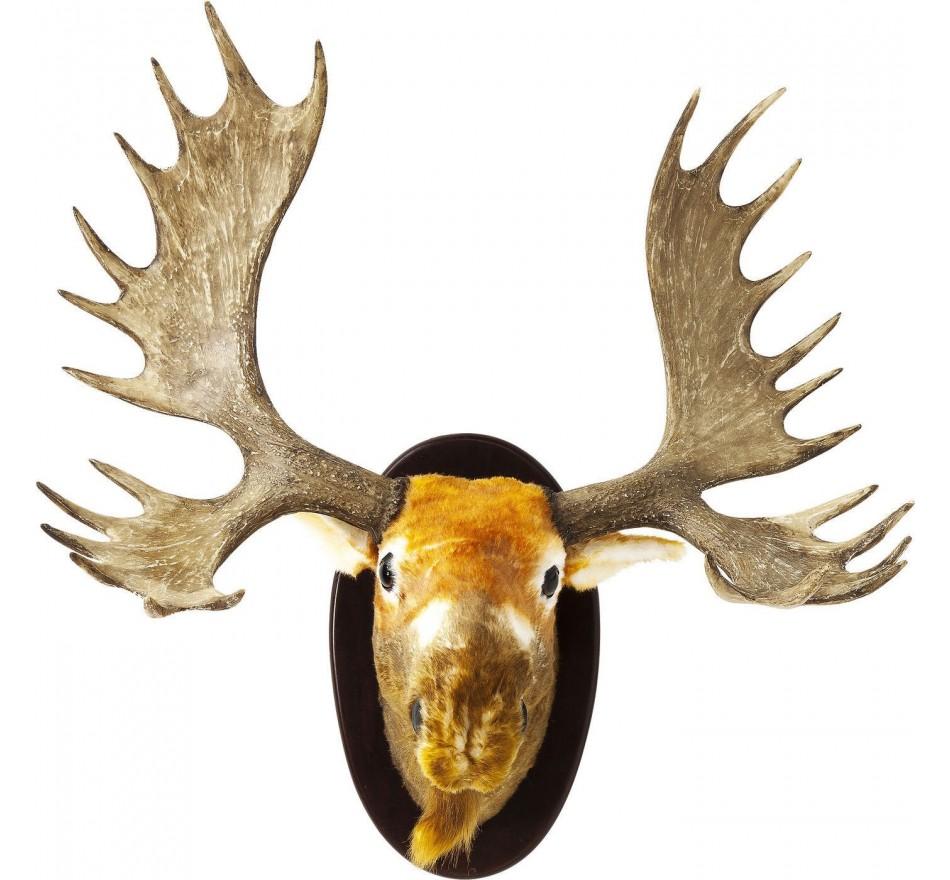 Déco Elk Fur Kare Design