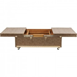 Table basse bar West Coast 120x75cm Kare Design