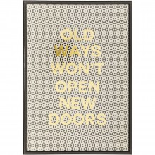 Tableau Frame Old Ways 35x25cm Kare Design