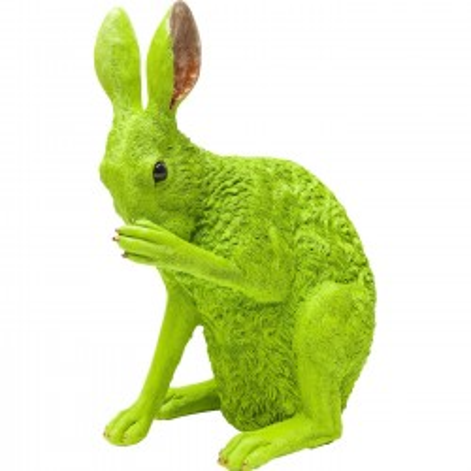 Tirelire Rabbit vert Kare Design