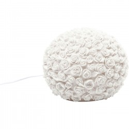 Lampe de Table Roses 34.5cm Kare Design