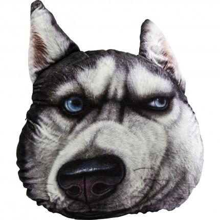 Coussin 3D Husky Face 48x58cm Kare Design