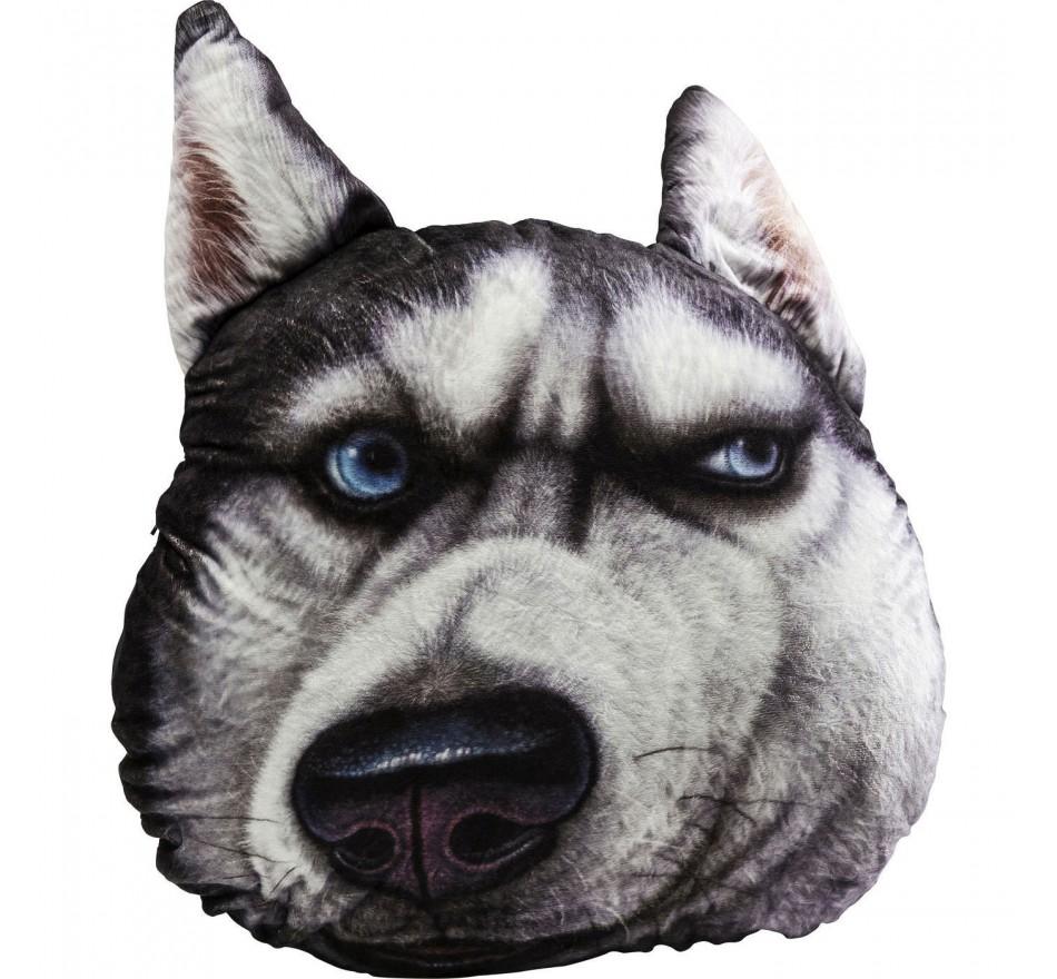 Coussin 3D Dog Face 48x58cm Kare Design
