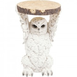 Table d'appoint Animal Chouette Kare Design