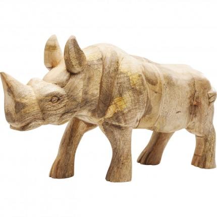 Déco Rhino bois Kare Design