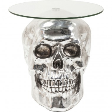 Table d'appoint Big Skull Visible 57cm Kare Design