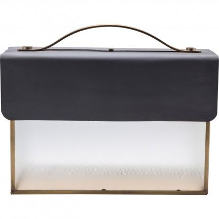Lampadaire Suitcase 55cm Kare Design