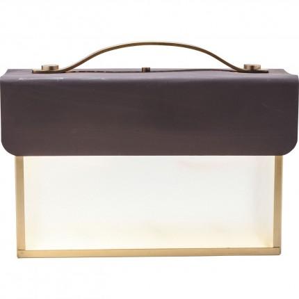 Lampadaire Suitcase 42cm Kare Design