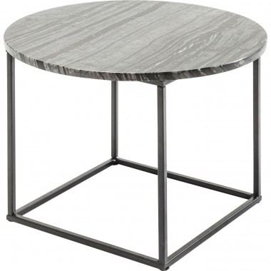 Table d'appoint Fjord noire Kare Design