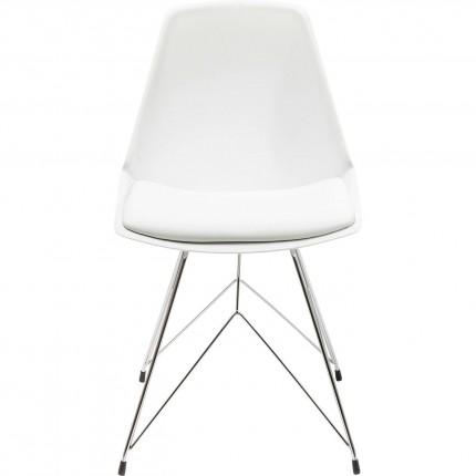 Chaise Wire blanche Kare Design