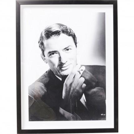 Tableau Frame Actor Gregory 65x85cm Kare Design