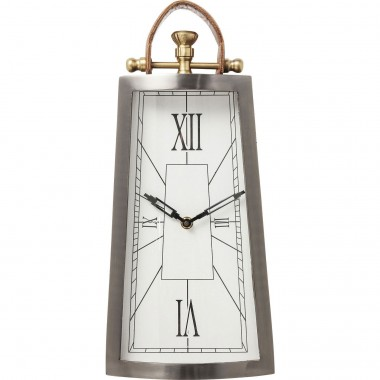 Table Clock Contrast