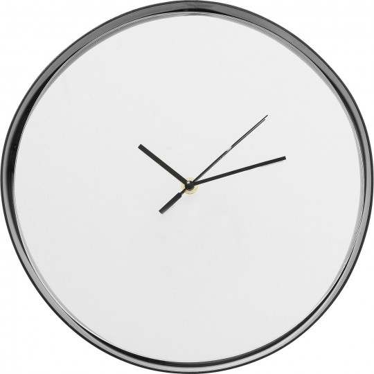 Horloge murale Shadow soft rond