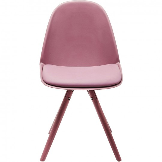Chaise Candy World fuchsia