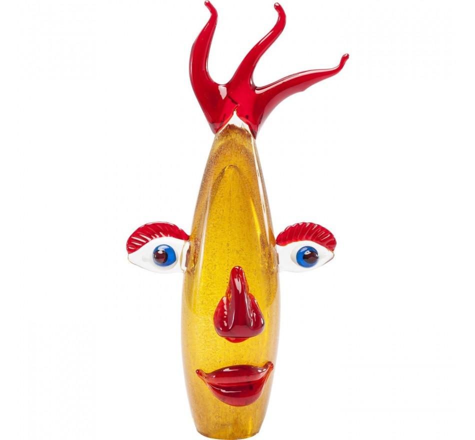 Figurine décorative Face Eyes
