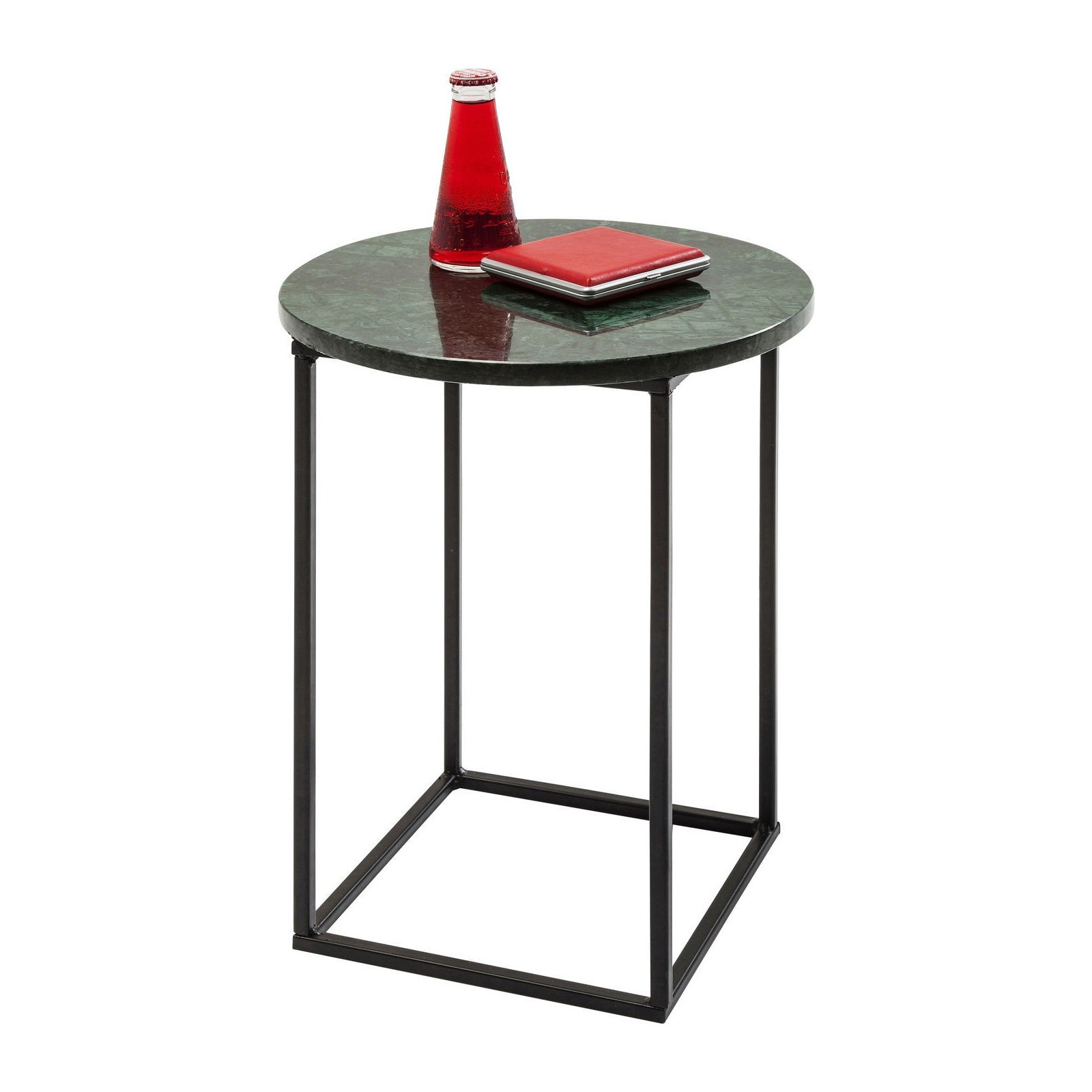 Table d 39 appoint fjord verte 30x30cm kare design - Tables d appoint design ...