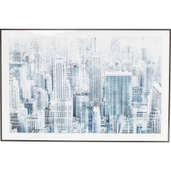 Tableau Frame Big Apple One 100x150cm