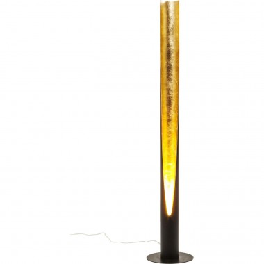 Lampadaire Tube Duo