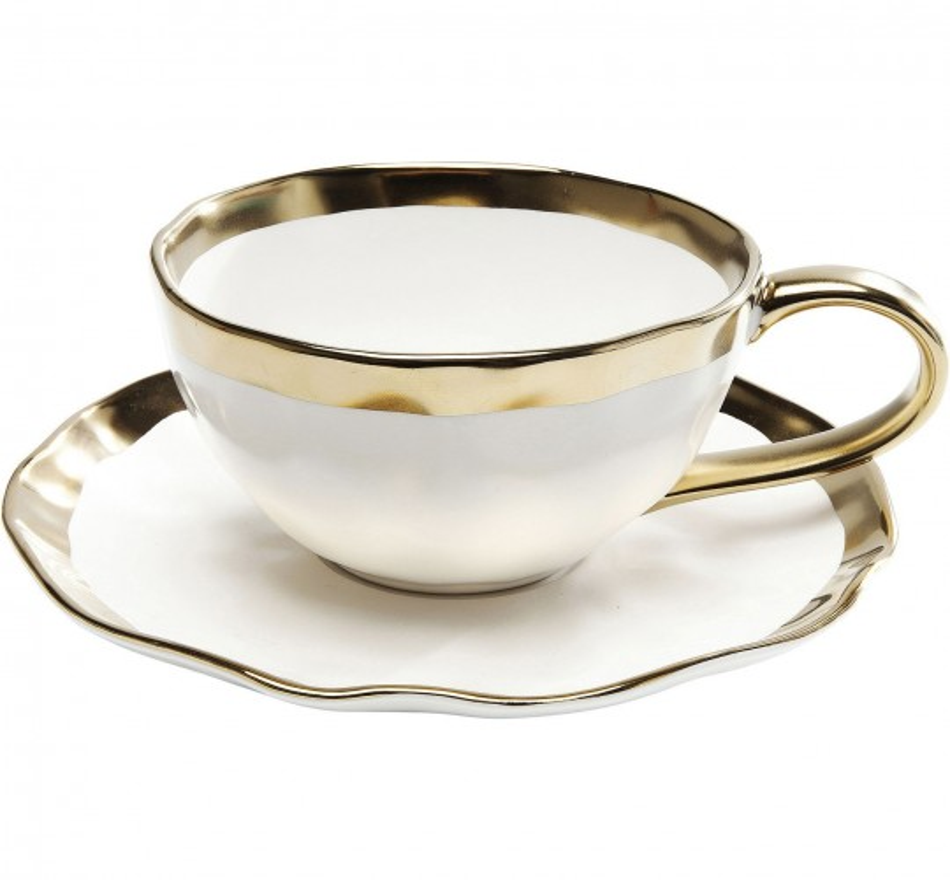 Tasse à café Bell (jeu de 2)