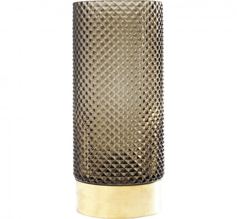 Vase Barfly vert 25cm
